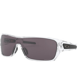 Oakley Turbine Rotor Lunettes de soleil, polished clear/prizm grey